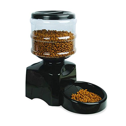 tech automatic gadgets animal dogfeeder feeder diy project hacked blog