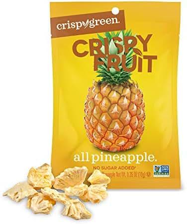 Dried Fruit & Raisins: Crispy Fruit All Pineapple
