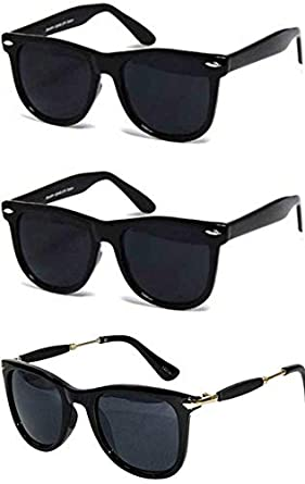 dc78b5c6a8f3 Polarized Men Women Large Free Postage Sunglasses Polarised Fashion 005 Grey