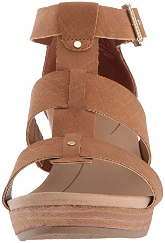 print Wedge snake saddle Dr Scholl's Shoes Women's Sandal Barton wH8Iaq8