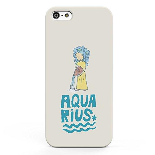 Koveru Back Cover Case for Apple iPhone 5S - Aquarius