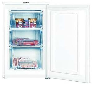 Comfee HS-91FN - Congelador (A +, 153 kWh, 40 Db, Color blanco, 495 mm, 544 mm)