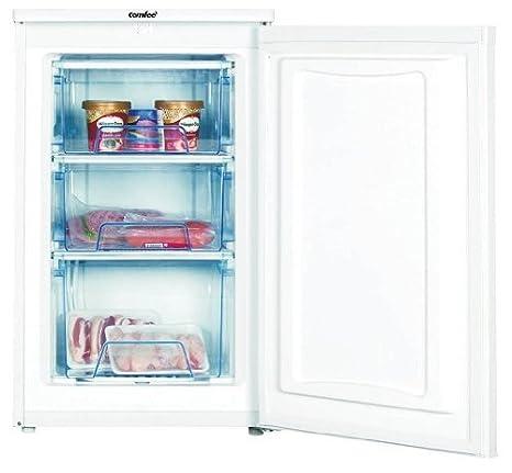 Comfee HS-91FN - Congelador (A +, 153 kWh, 40 Db, Color blanco ...