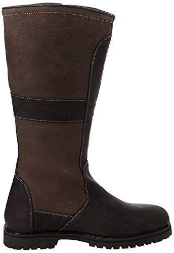 Brown Uomo Neve 002 Chatham Dark Marrone Mornacott Stivali da tInwqvx0