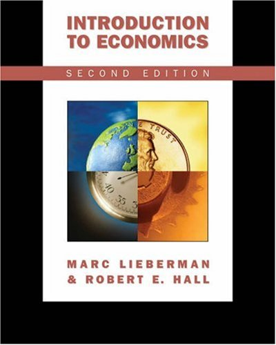 Introduction to Economics (with InfoTrac )