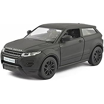 Uni-fortune 5inch Range Rover Land Rover Evoque Diecast Model Car 1/36 Pull Back Toy for Kids Gift Full Back