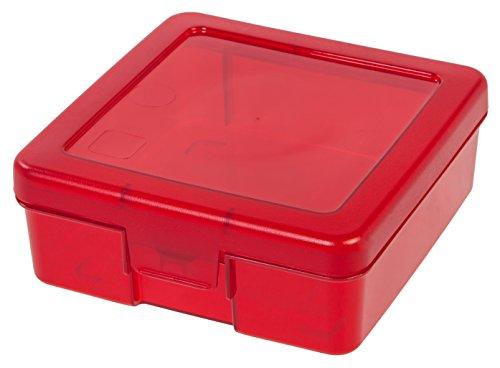 IRIS Small Storage Box, Red - Iris Holiday