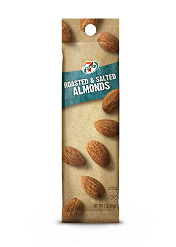 7 Select Almonds  Roasted And Salted Almonds  6 Count