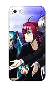 David R. Spalding's Shop 6067194K60812859 Perfect Tpu Case For Iphone 5/5s/ Anti-scratch Protector Case (vocaloid)