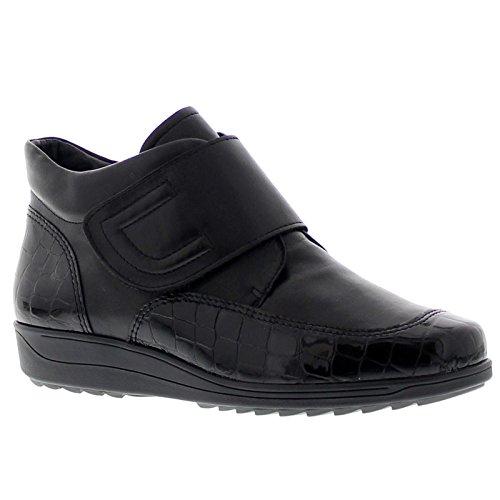 Boots Black Wide H Size 9.5 B(M) US (H&l Boot)
