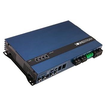 Soundstream rn1.3000d Rubicon Nano 3000 W clase D amplificador de 1 canal