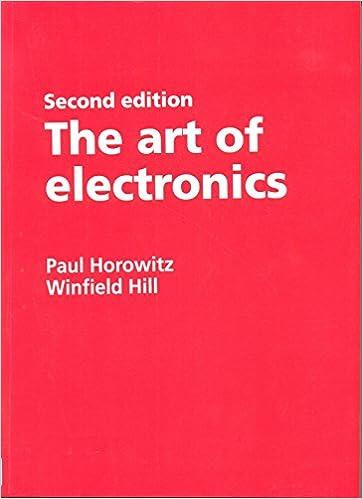 The Art Of Electronics Horowitz Pdf