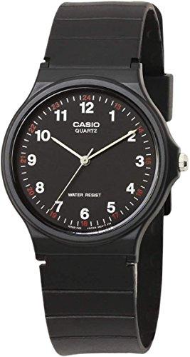 [해외]카시오 CASIO 쿼 츠 시계 MQ-24-1BL 블랙 [병행 수입품] / Casio Casio quartz watch MQ-24-1BL black [parallel import products]