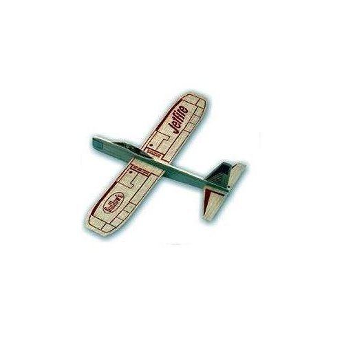 Schylling Toysmith 3000 Balsa Wood Guillow'S Jetfire Glider [Lawn & Patio] Paul K. Guillow Inc.