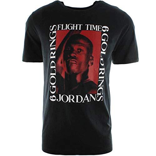 Nike Herren Mj Flight Time Tee T-Shirt B07M93M2RP Spieltrikots Klassischer Stil