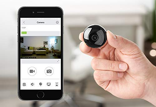 Tokk C2 Discreet Day/Night Vision Wi-Fi Camera by Tokk