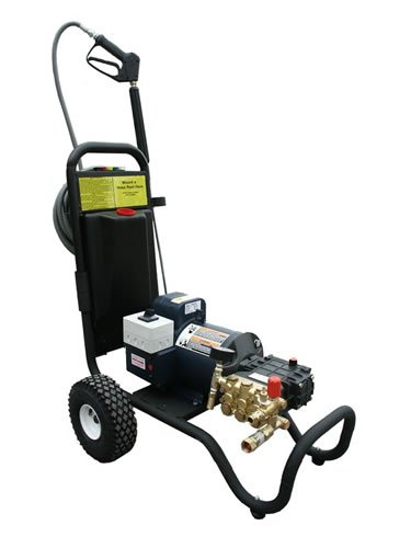 Cam Spray 3000XAR-NP X Series Cart Mounted Electric Powered Cold Water Pressure Washer, 3000 psi, 50' Hose from Cam Spray