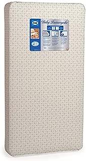 "product image for Sealy Baby Posturepedic Waterproof Standard Toddler & Baby Crib Mattress - 220 PostureTech Sensory Coils, 51.63"" x 27.25"""