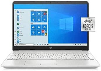 HP 15-dw2081ne Laptop, 15 inches FHD, 10 Gen Intel® Core™ i5 processor