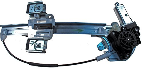 Dorman 741-812 Rear Passenger Side Power Window Regulator and Motor Assembly for Select Buick Models 2002 Buick Lesabre Window