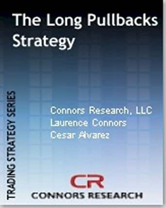 Larry connors advanced trading strategies pdf