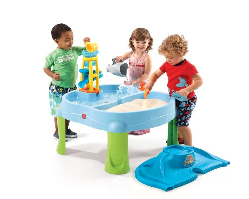(Step2 Splash N Scoop Bay Sand and Water Table)
