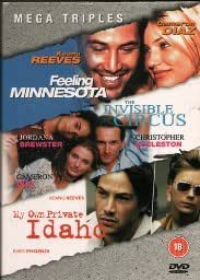 Feeling Minnesota/Invisible Circus/My Own Private Idaho [Import anglais]