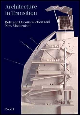 Book Architecture in Transition: Between Deconstruction and New Modernism (Architecture & Design) (1992-03-02)