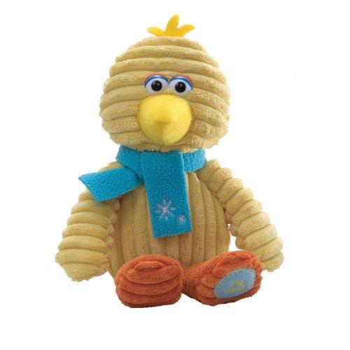 Gund Sesame Holiday Corduroy Big Bird 11