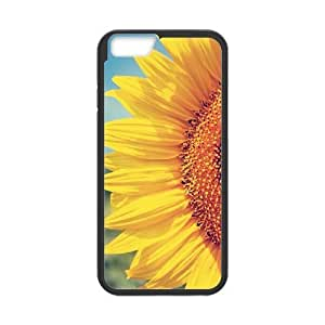"Custom Sunflower Phone Case, DIY Sunflower Case for iPhone6S 4.7"""