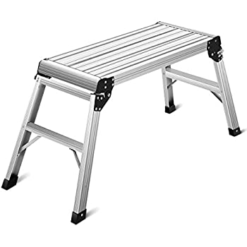 Enjoyable Amazon Com Camco 43675 Durable Steel Folding Step With Alphanode Cool Chair Designs And Ideas Alphanodeonline