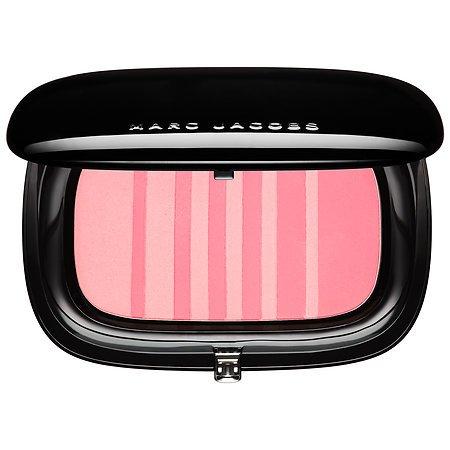 (Marc Jacobs Beauty Air Blush Soft Glow Duo # 504 Kink & Kisses - pale petal/ peachy rose)