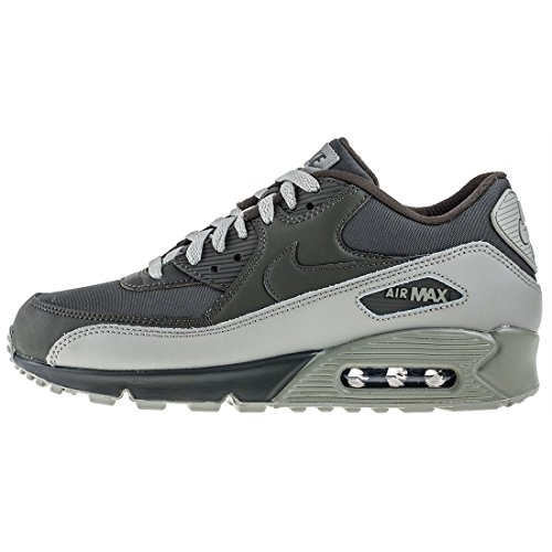 Nike Herren Air Max 90 Essential Laufschuh Sequoia / dunkler Stuck