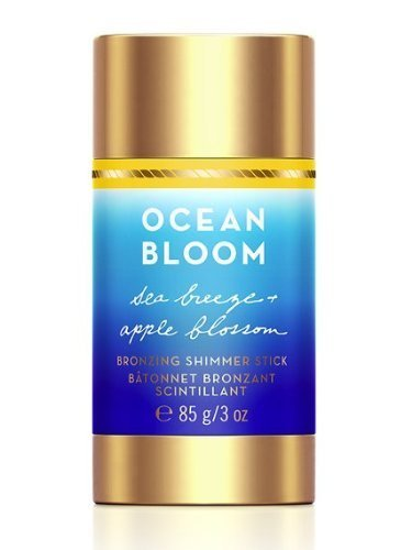 Victoria's Secret Beach Dreams Collection - Bronzing Shimmer Stick OCEAN BLOOM - Limited Edition VS Fantasies Bronzer