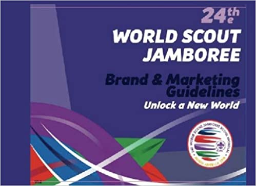 24th/e World Scout Jamboree Brand & Marketing Guide: Unlock