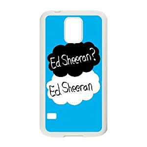 FOR Samsung Galaxy S5 -(DXJ PHONE CASE)-Ed Sheeran Singer-PATTERN 2
