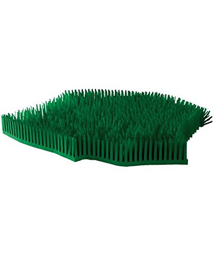 Beistle 57161 Packaged Tissue Grass Mats, 15