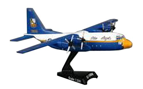 Postage Stamp Blue Angels Fat Albert 1:200 Vehicle