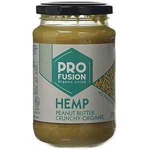 Profusion Organic Hemp Peanut Butter, 350 g