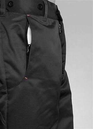 para bosques gris 56 Husqvarna pantalones de protecci/ón contra cortes