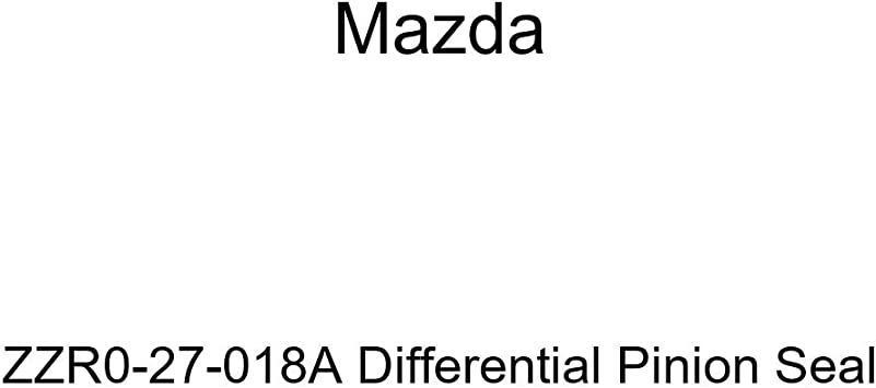 Mazda ZZR0-27-018A Differential Pinion Seal