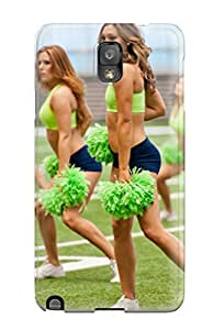 Flexible Tpu Back Case Cover For Galaxy Note 3 - Seattleeahawks