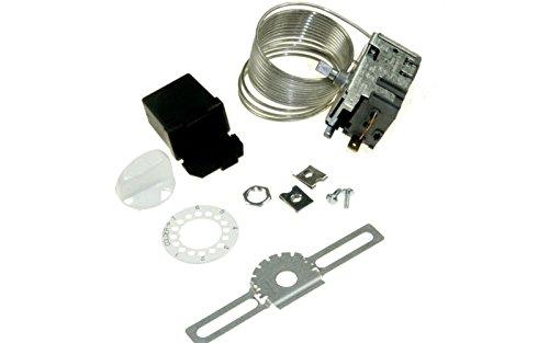 Thermostat Danfoss N° 5 - 077b7005 Référence : As0003931 Pour Congelateur Brandt