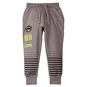 Batman By Kidsville Boys' Relaxed Regular Fit Trousers