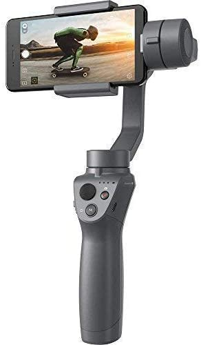 DJI Refurbished DJI Osmo Mobile 2 Handheld Smartphone Gimbal Stabilizer Must-Have Bundle