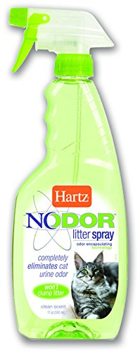 Hartz Nodor Litter Spray Clean product image