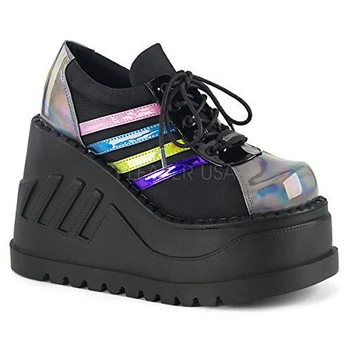 Stomp Womens Platform - Demonia Women's Stomp-08 Boots