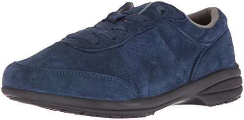Propet Womens Washable Walker Shoe (Propet Women's Washable Walker Suede)