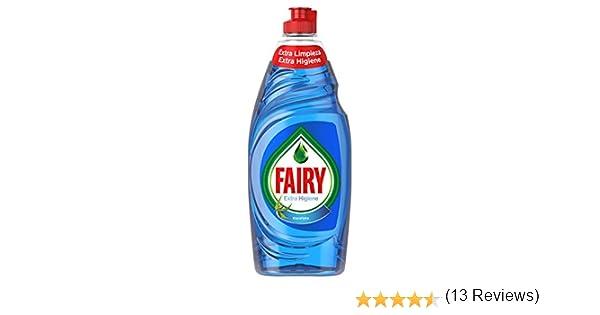 Fairy Extra Higiene Líquido para Lavavajillas Eucalipto - 500 ml ...