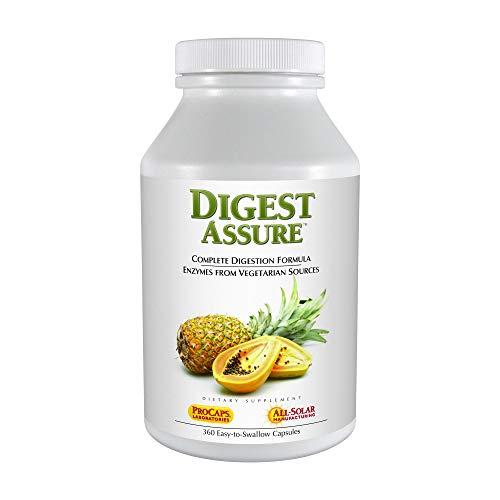 Andrew Lessman Digest Assure, 360 Capsules